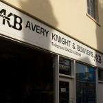 Simon Davies Shop Fitting Avery Knight