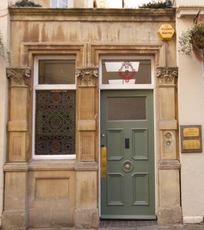 Simon Davies property refurbished, Bath