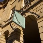 Simon Davies Milsom Place Bath